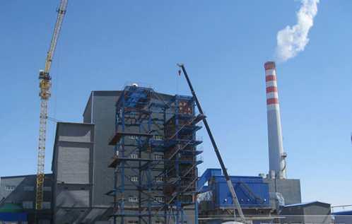 内蒙古赤峰130吨工程项目(图文)