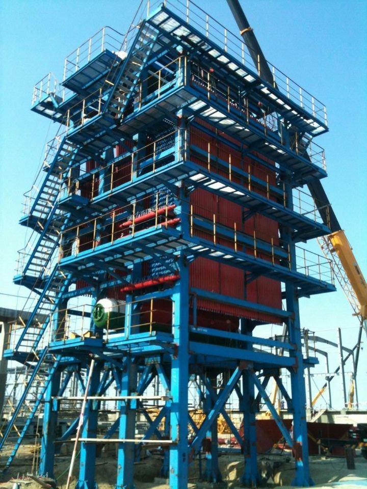 哈萨克斯坦35吨碳素窑余热亿博团队快3实时计划工程