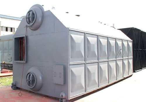 SZL链条炉排燃煤热水锅