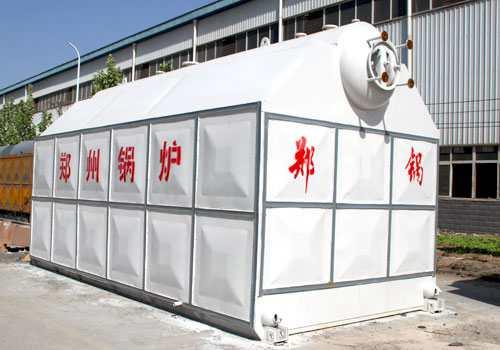 SHL链条炉排燃煤蒸汽锅